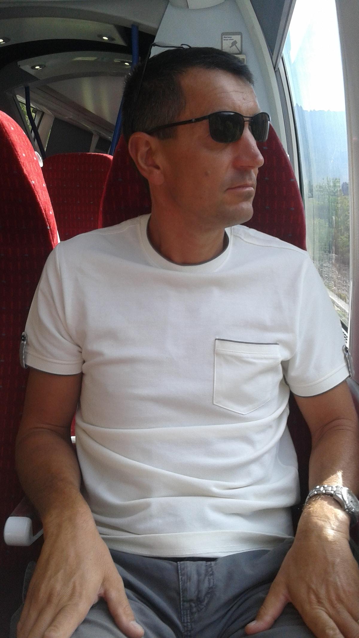 Philippe from Avignon