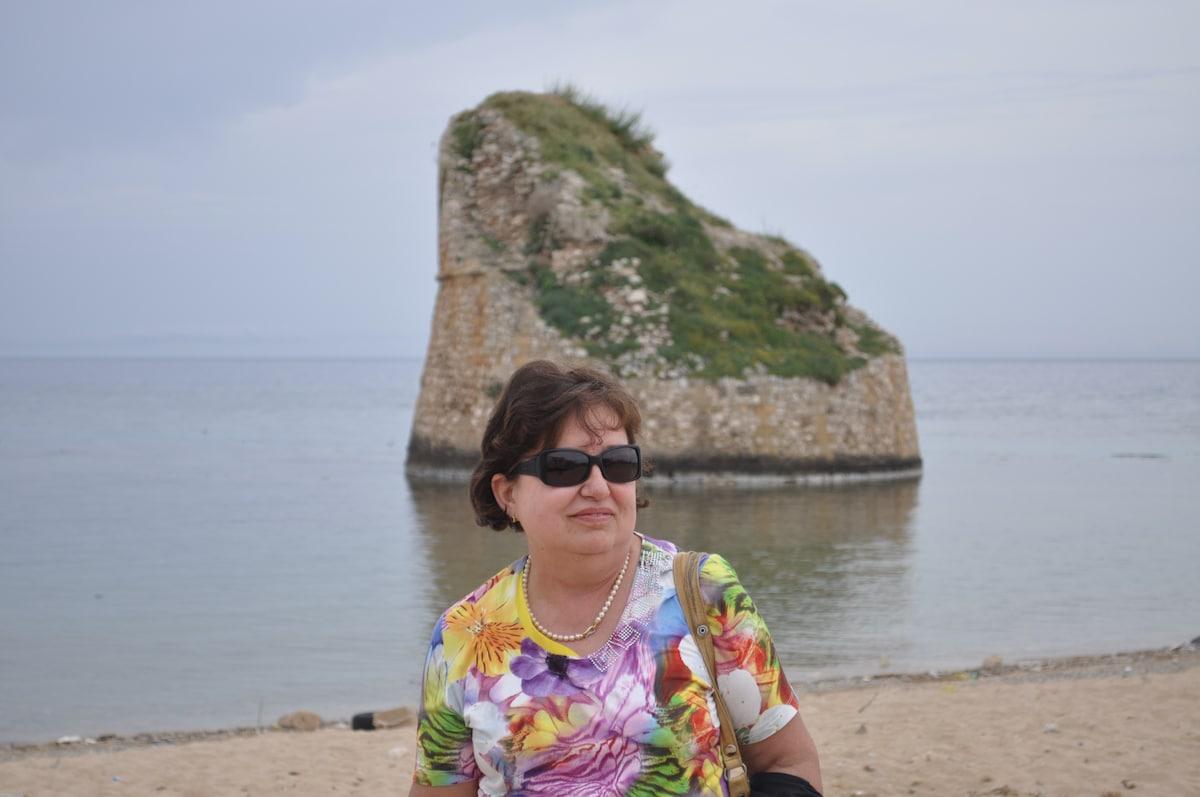 Maria Rita from Leuca
