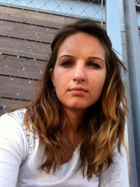 Elodie From Bellegarde, France