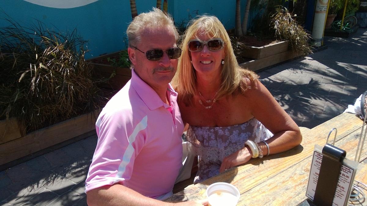 Steve And LeeAnn from Siesta Key