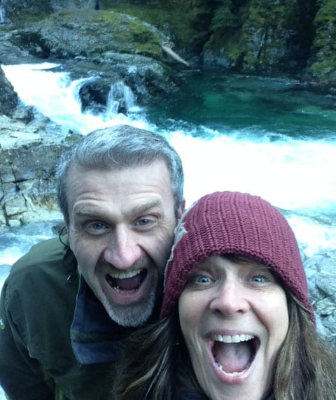 Mari & Ed from Portland