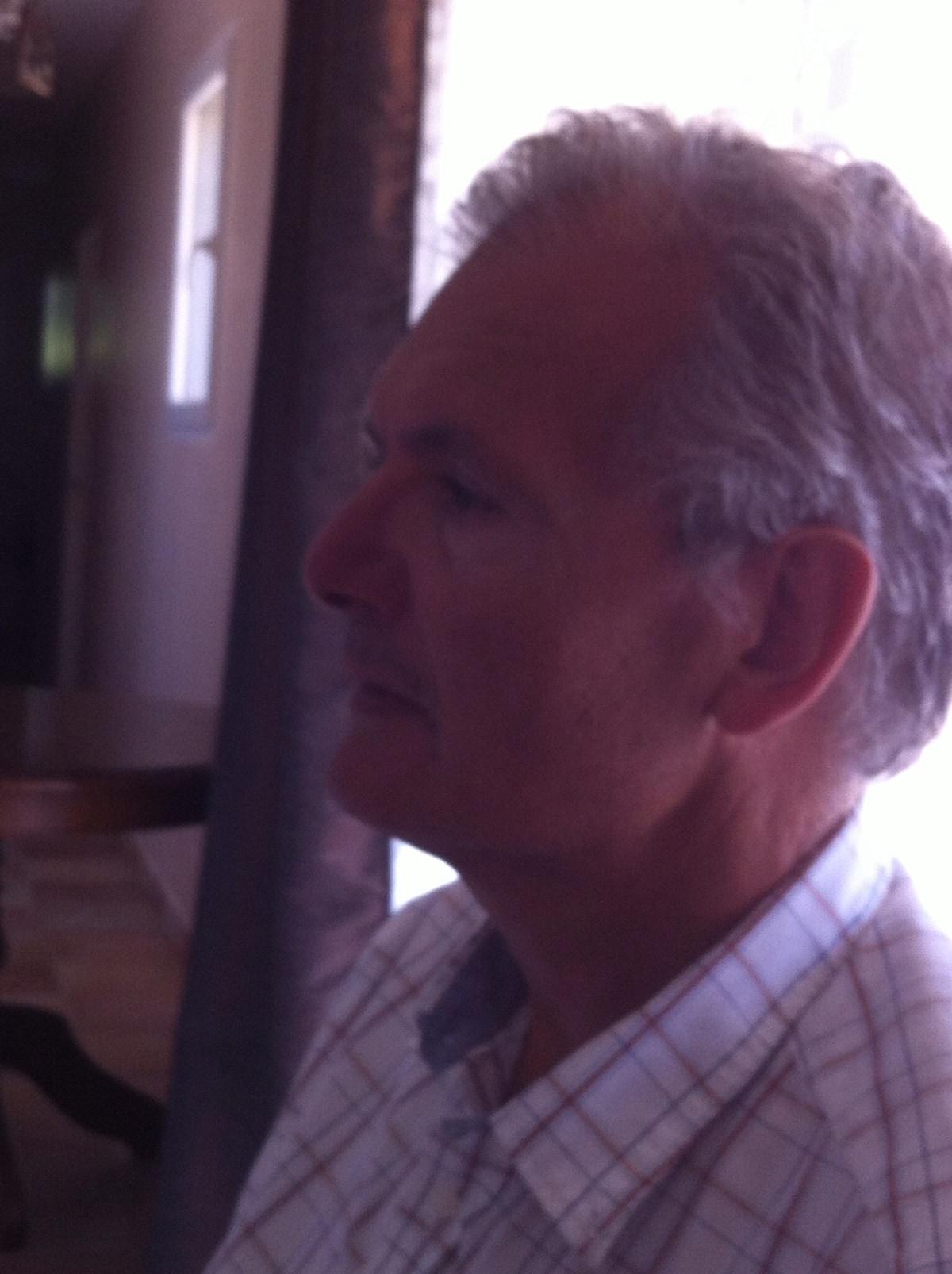 Robert from Agde