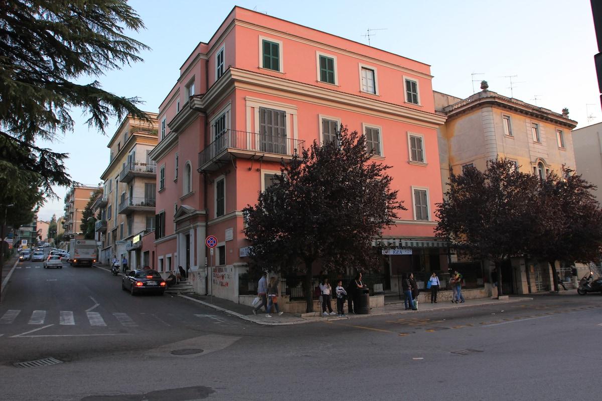 Palazzo from Tivoli