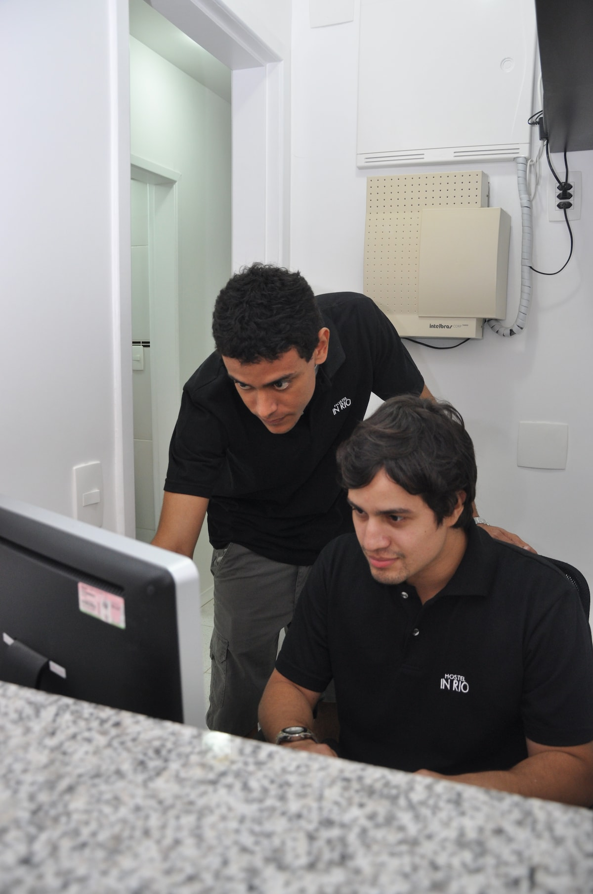 Hostel In Rio esta Localizado em Laranjeiras, um d