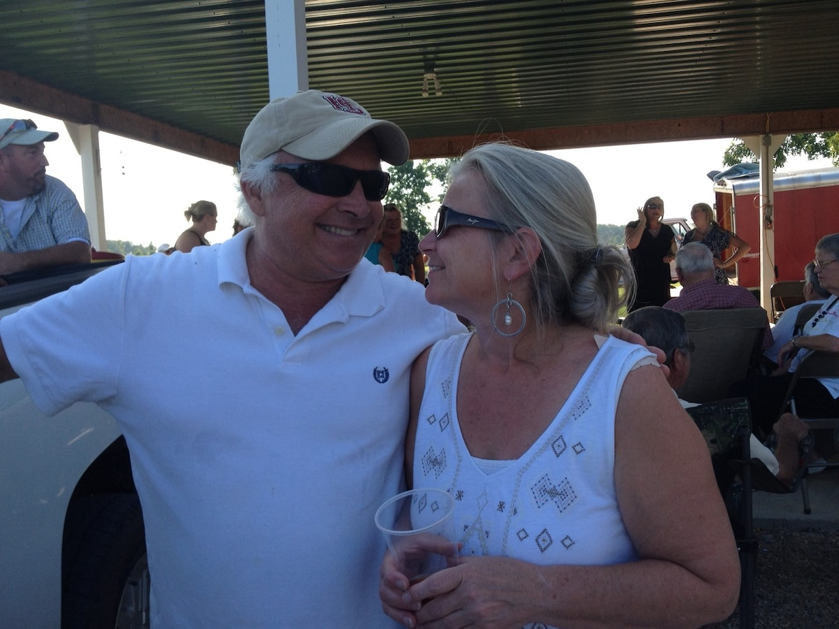 Sharon And Butch From Gordonsville, VA
