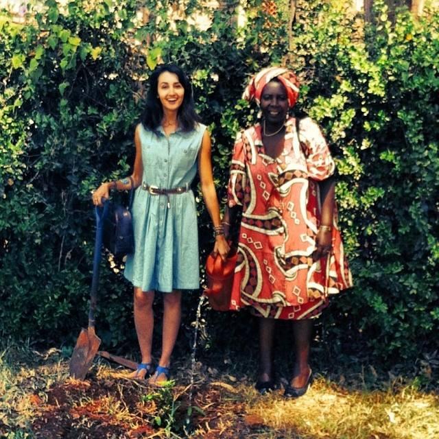 Lynette From Nairobi, Kenya