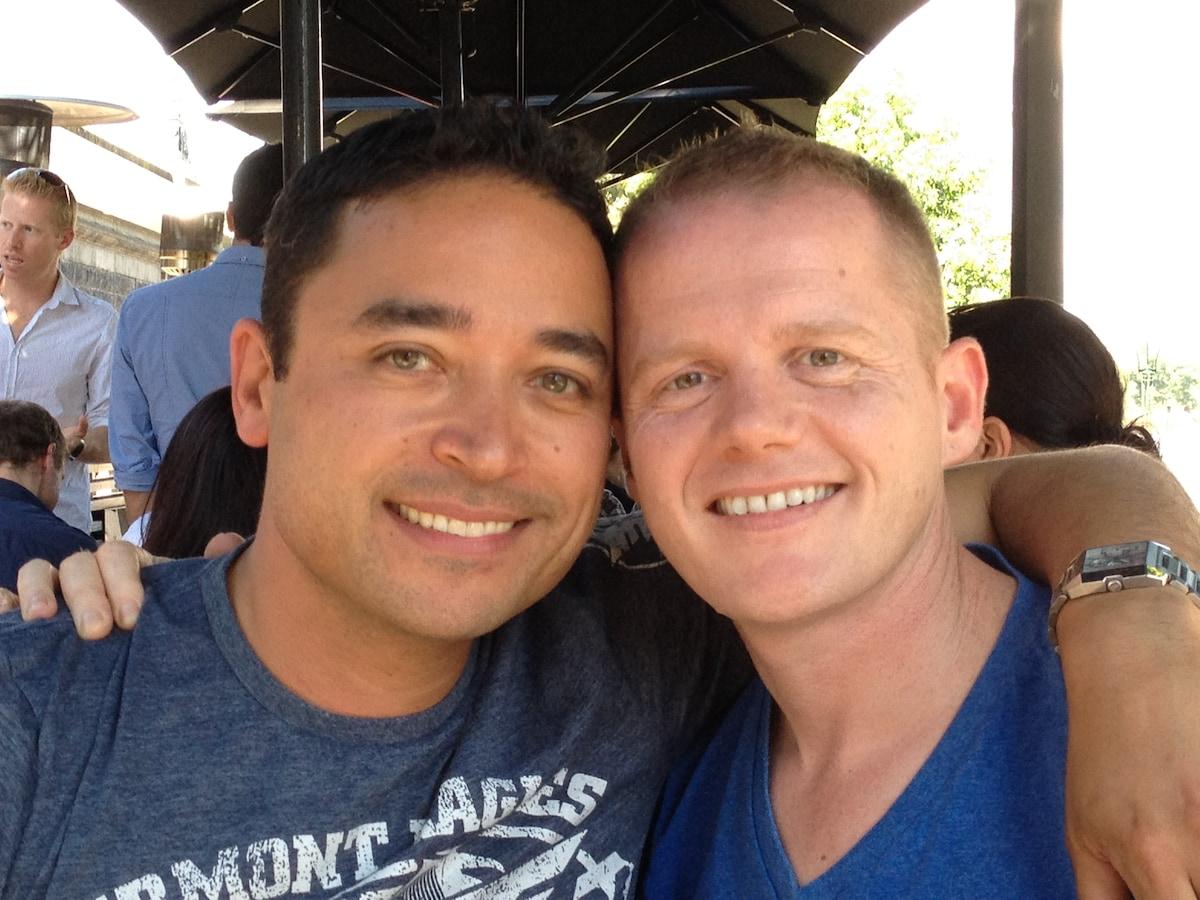 Pierre & Mark