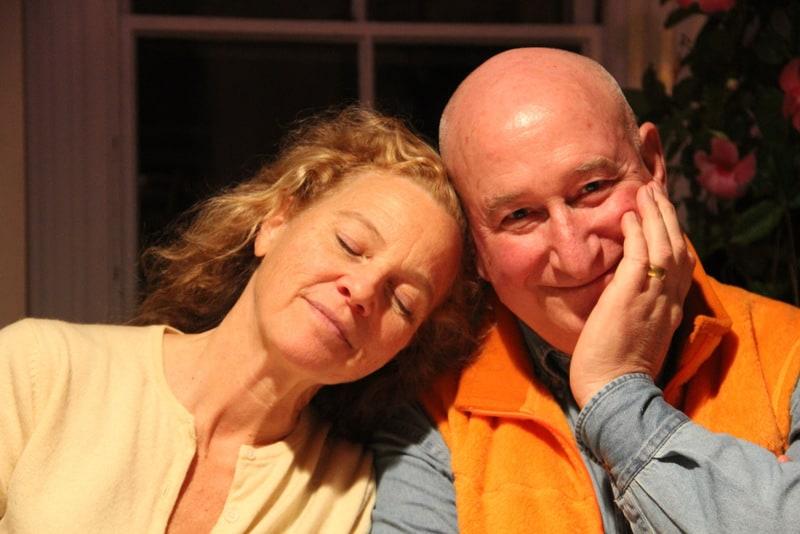 Jesa & John fra Somerville