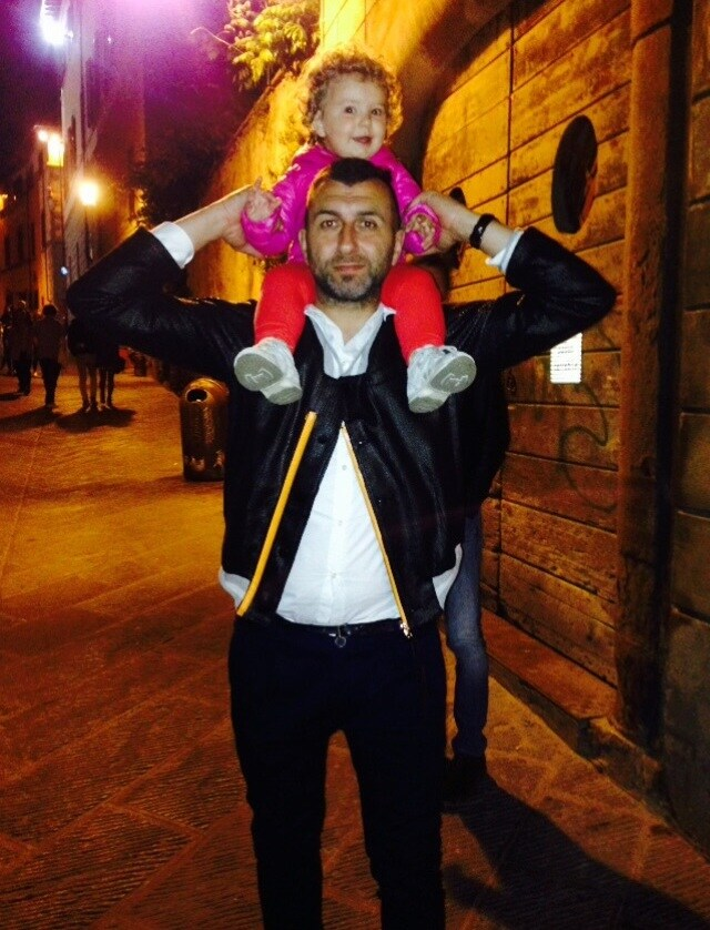 Andrea from Arezzo