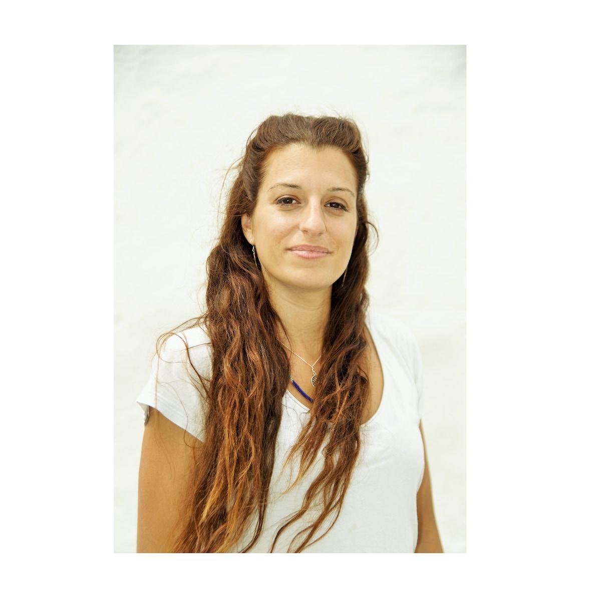 María From Málaga, Spain