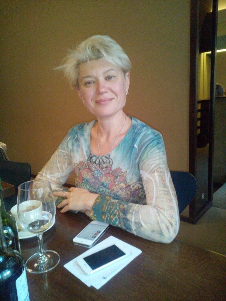 Galina from Karlovy Vary