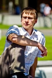 Jakub from Palo Alto