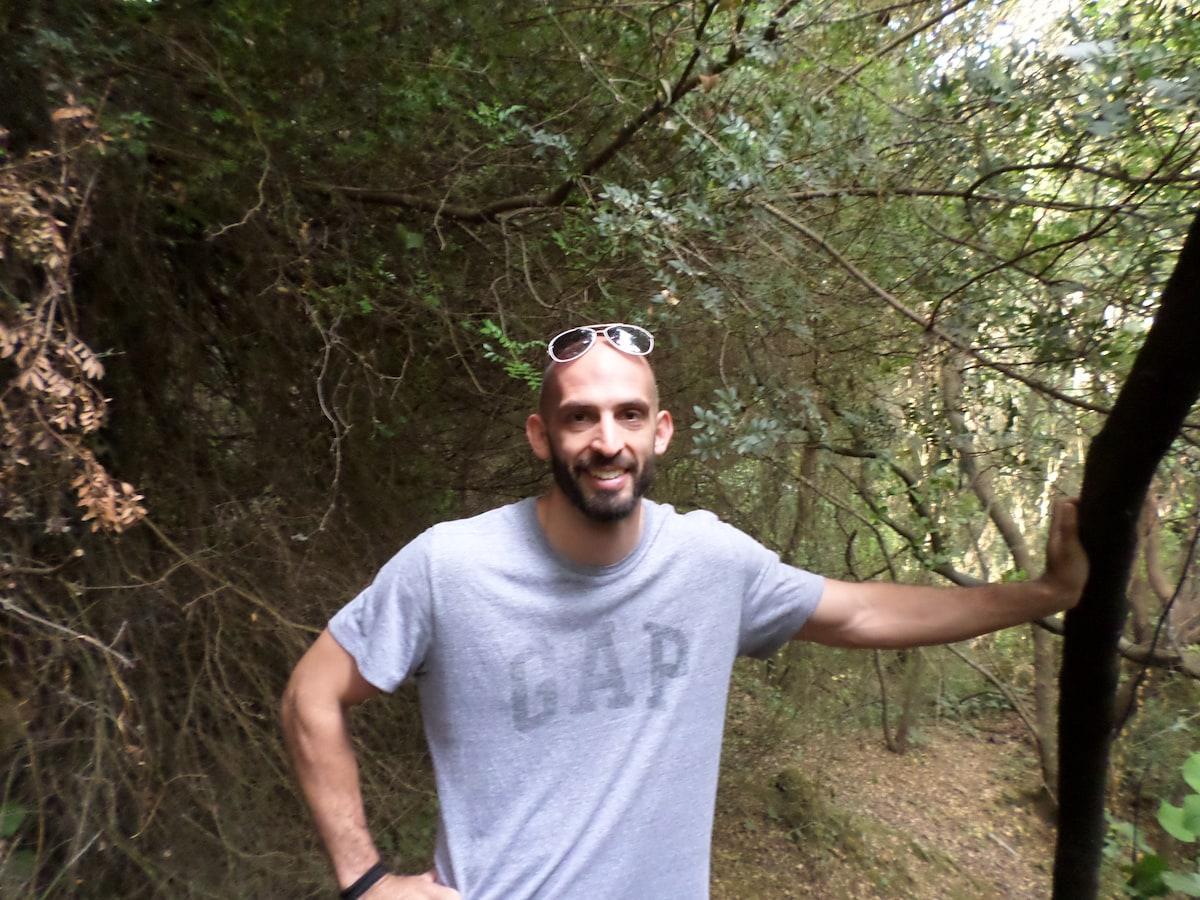 Dimitris from Poros