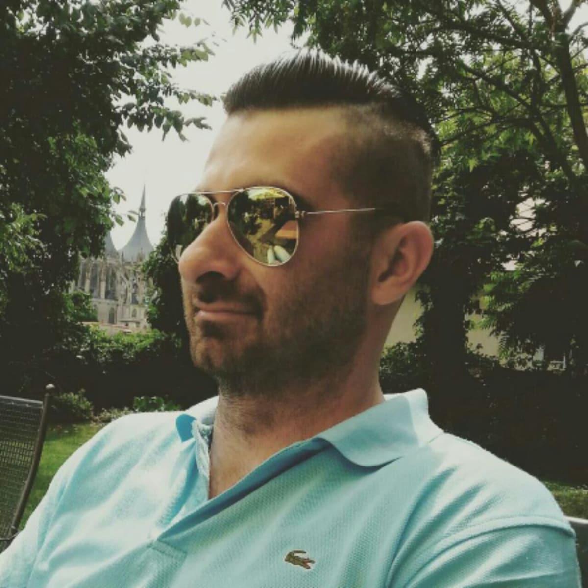 Tomáš From Prague, Czech Republic