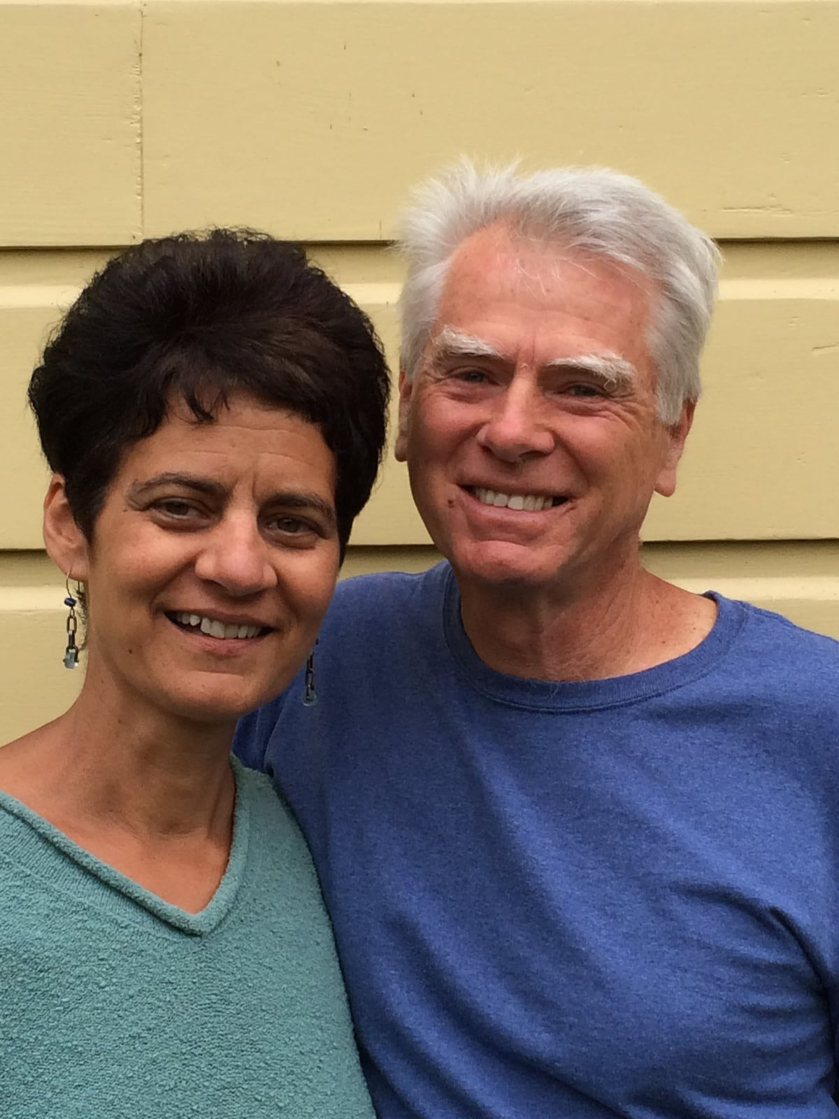 Leslie And Jerry From Occidental, CA