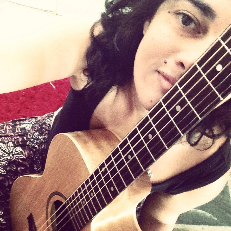 I'm a musician who tours around Australia playing