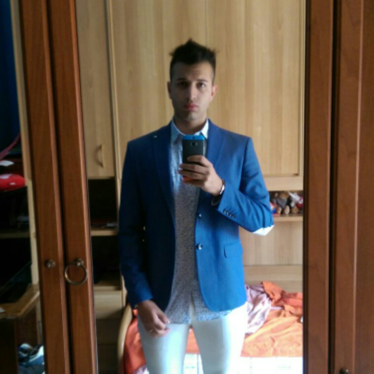 Manuel From Italy