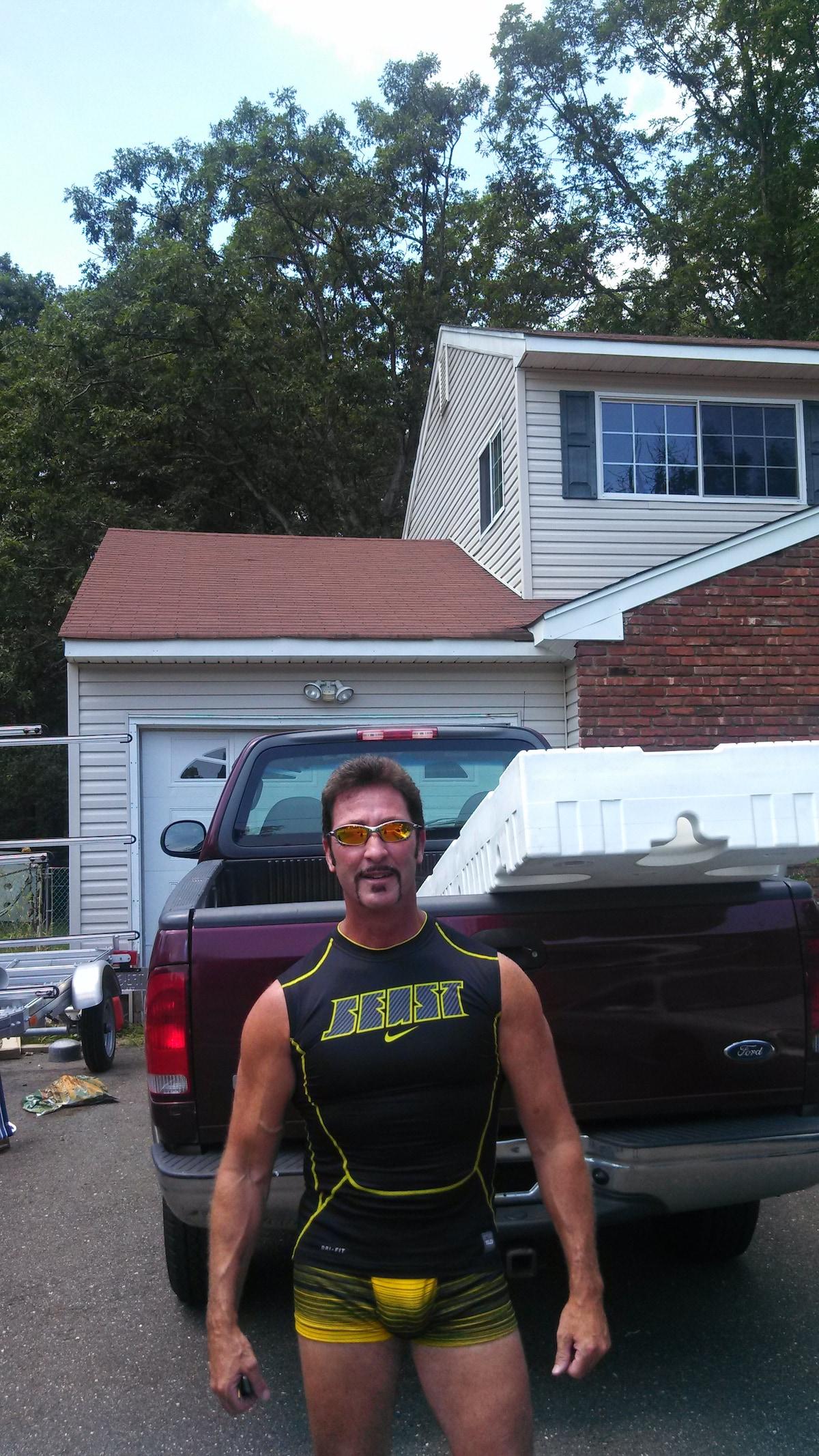 Gary from Vernon Township