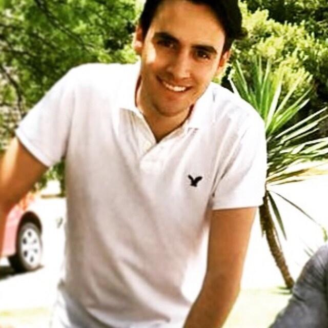 Diego from Monterrey