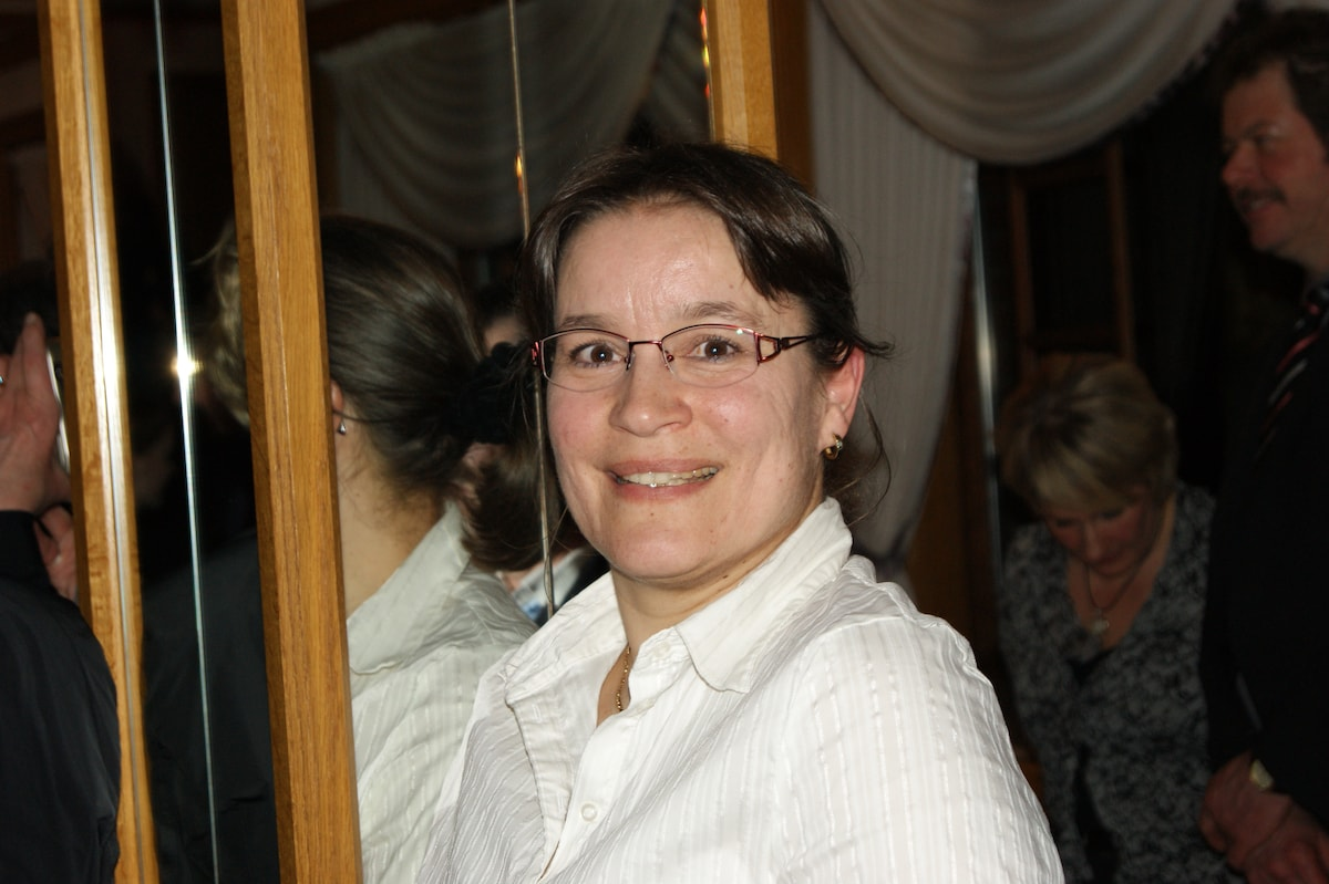 Diana From Apensen, Germany