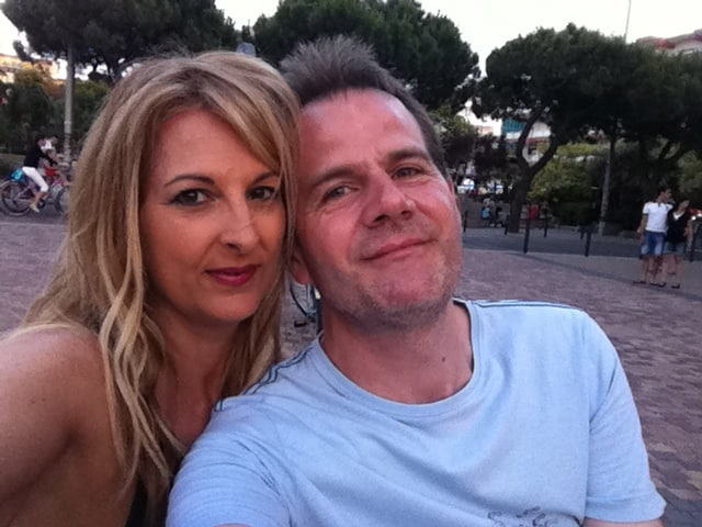 Jonty And Denise from Portsmouth