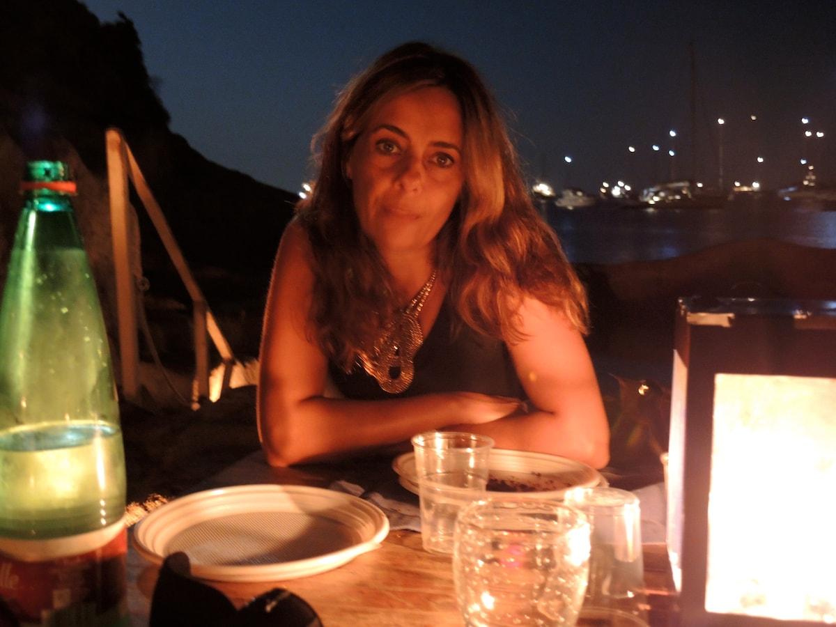 Monica from Caprarola