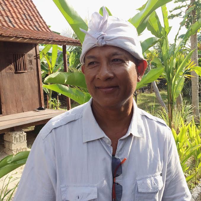 Pak Nyoman from South Kuta