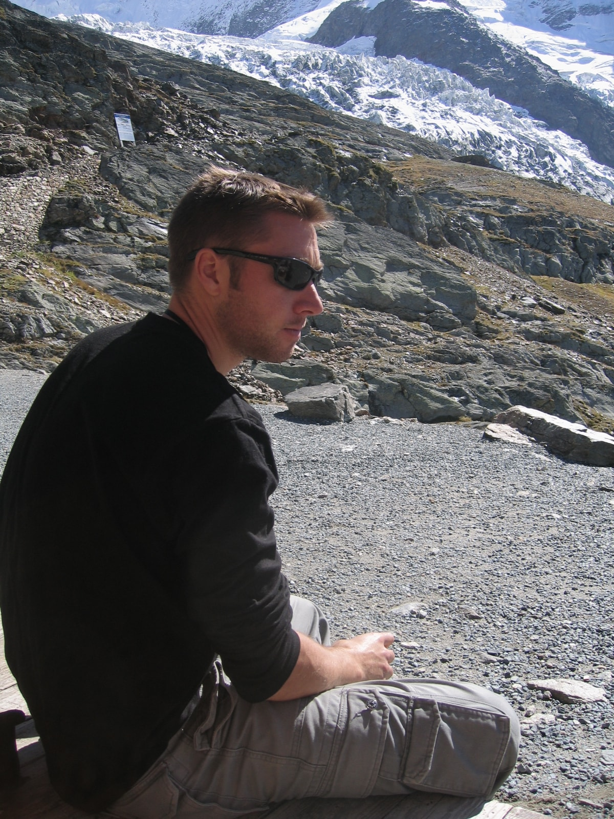 Guillaume from Les Houches
