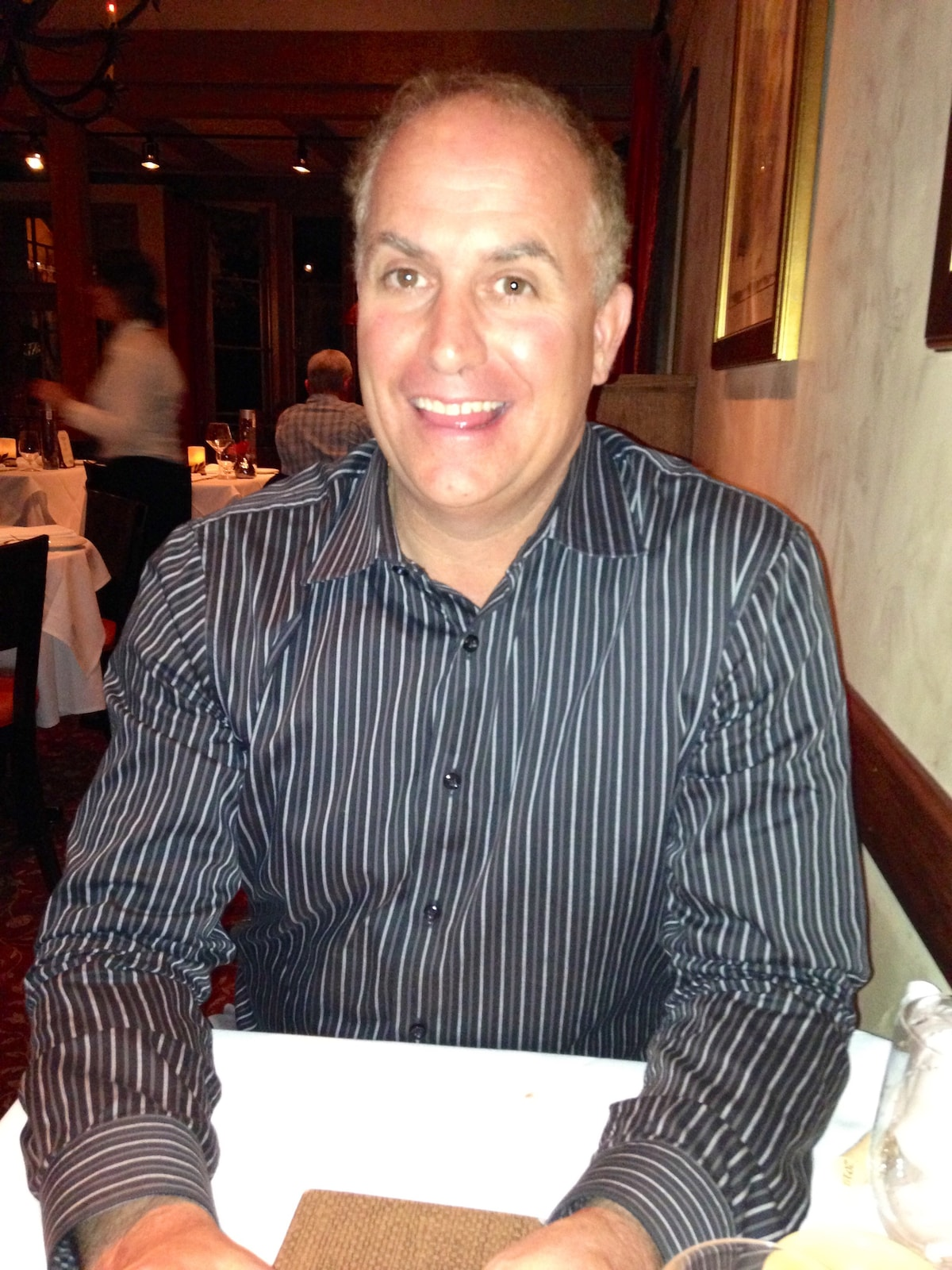 Sean from Monterey