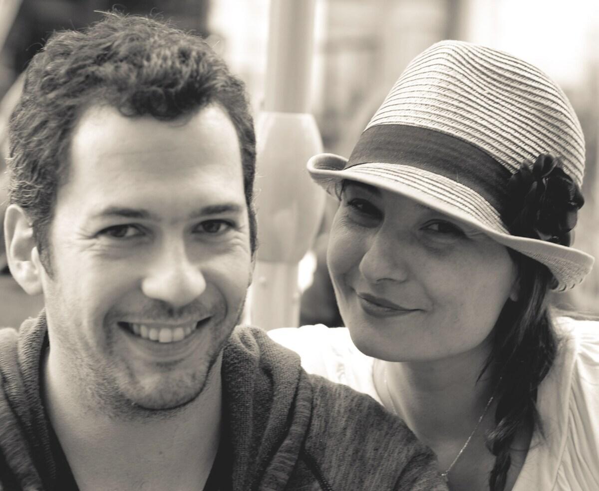 Julie & Jérôme