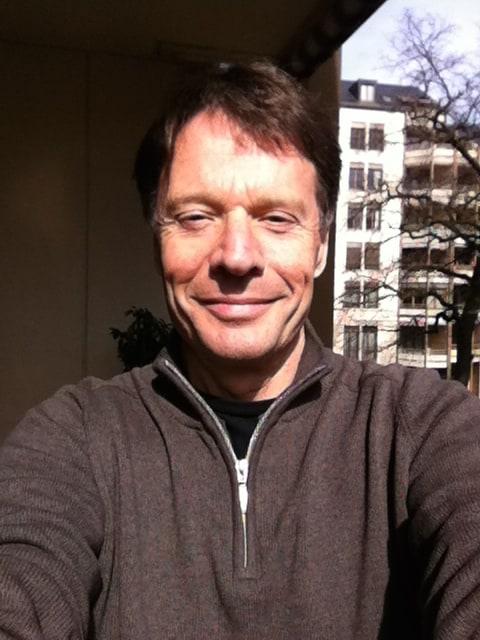 Alain From Geneva, Switzerland