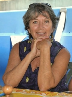 Martine From Valras-Plage, France