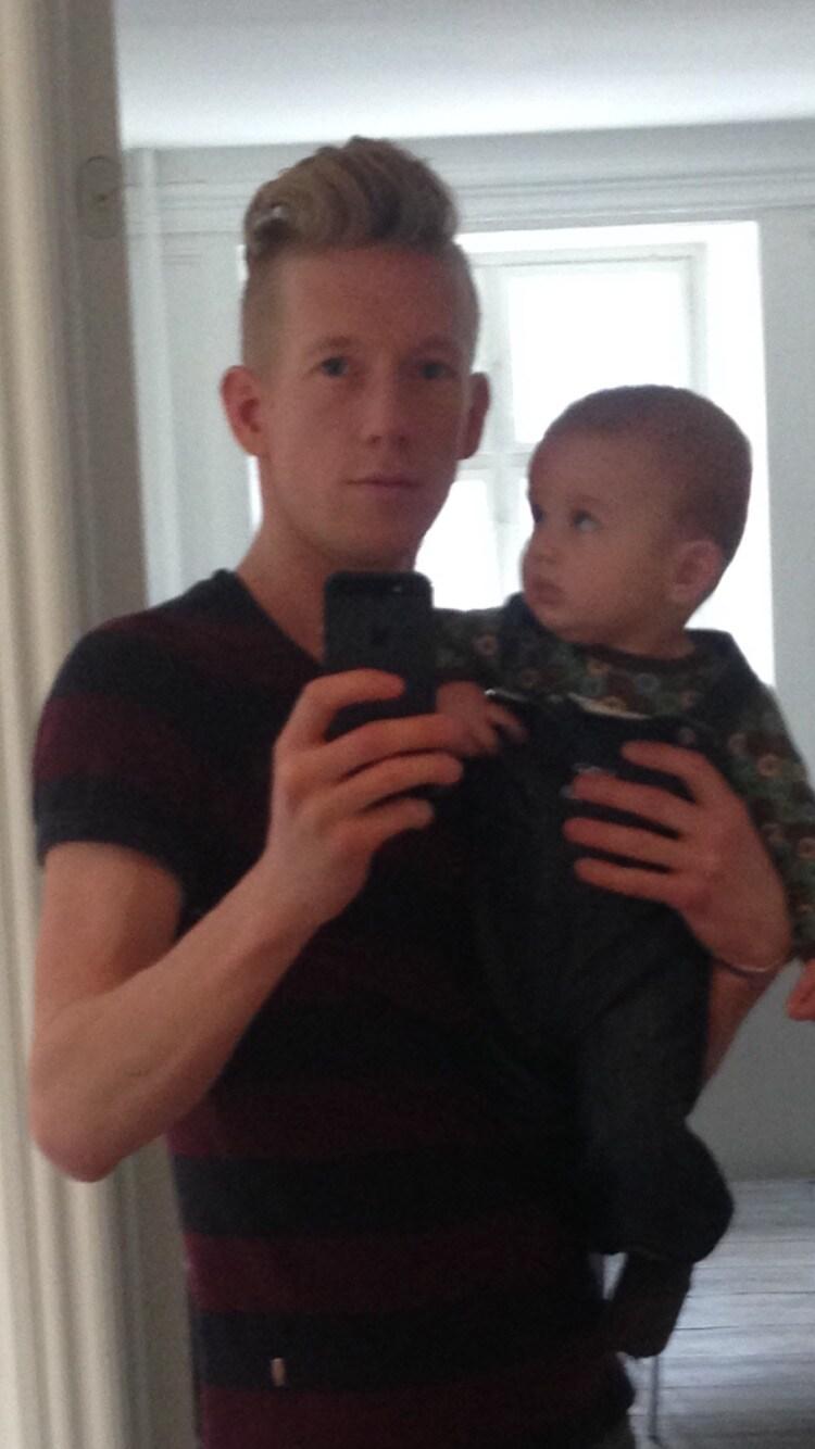 Christian Bronton From Copenhagen, Denmark