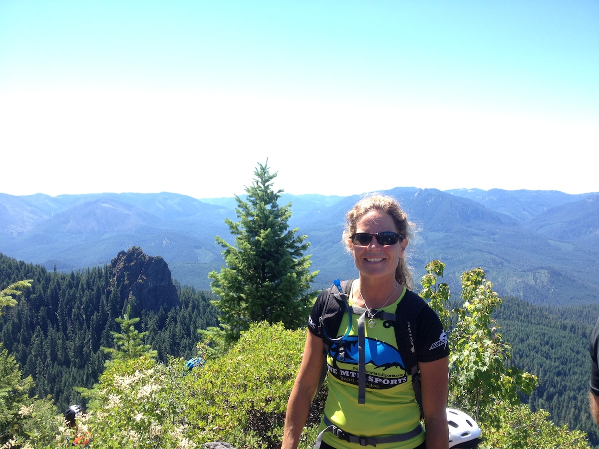 Outdoor enthusiast, mountain biking, road biking,
