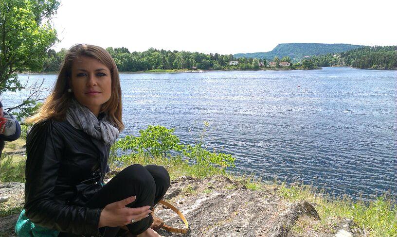 Katarzyna from Łódź