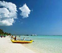 Bocachica Beach from Boca Chica