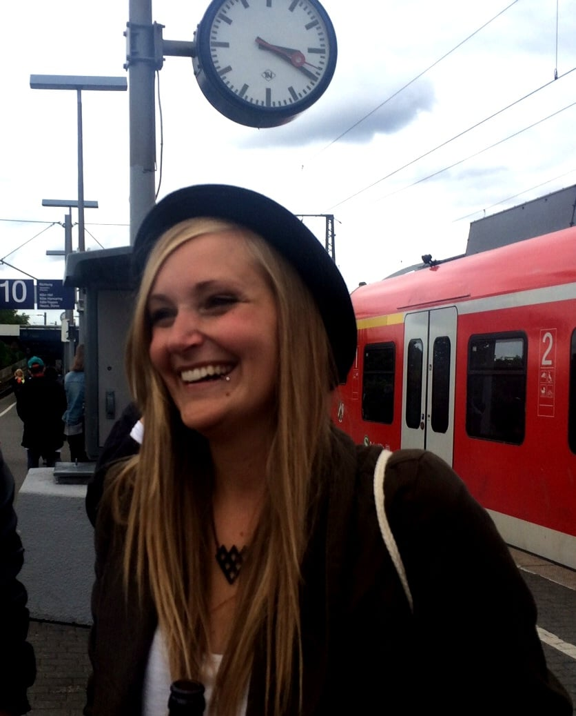 Patrycia from Cologne