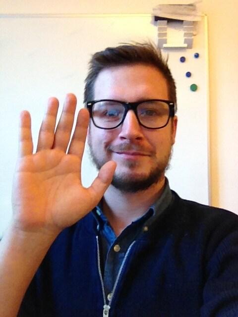 Kristian From Copenhagen, Denmark