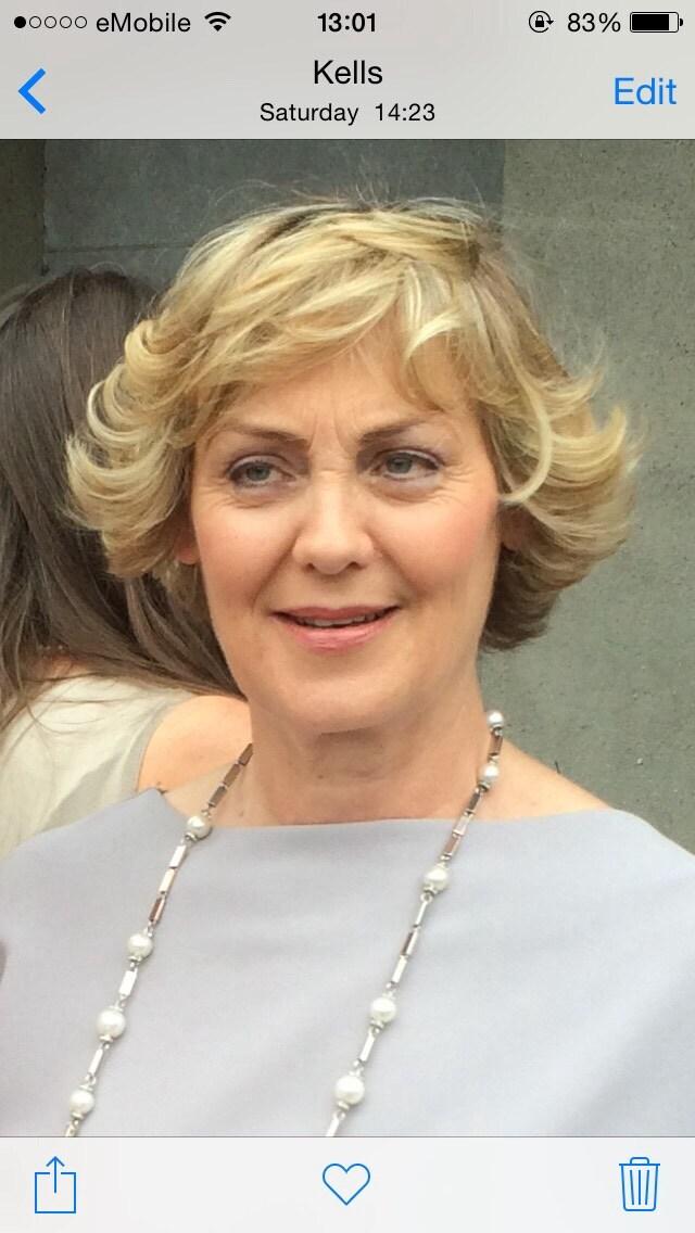 Mary from Kells