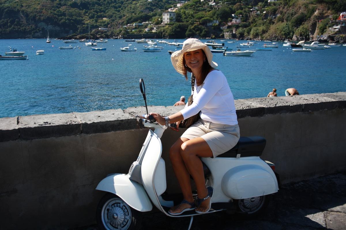 Rita from Rome