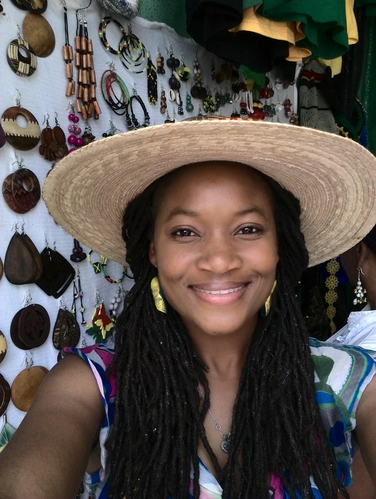 Afrika from Port Antonio