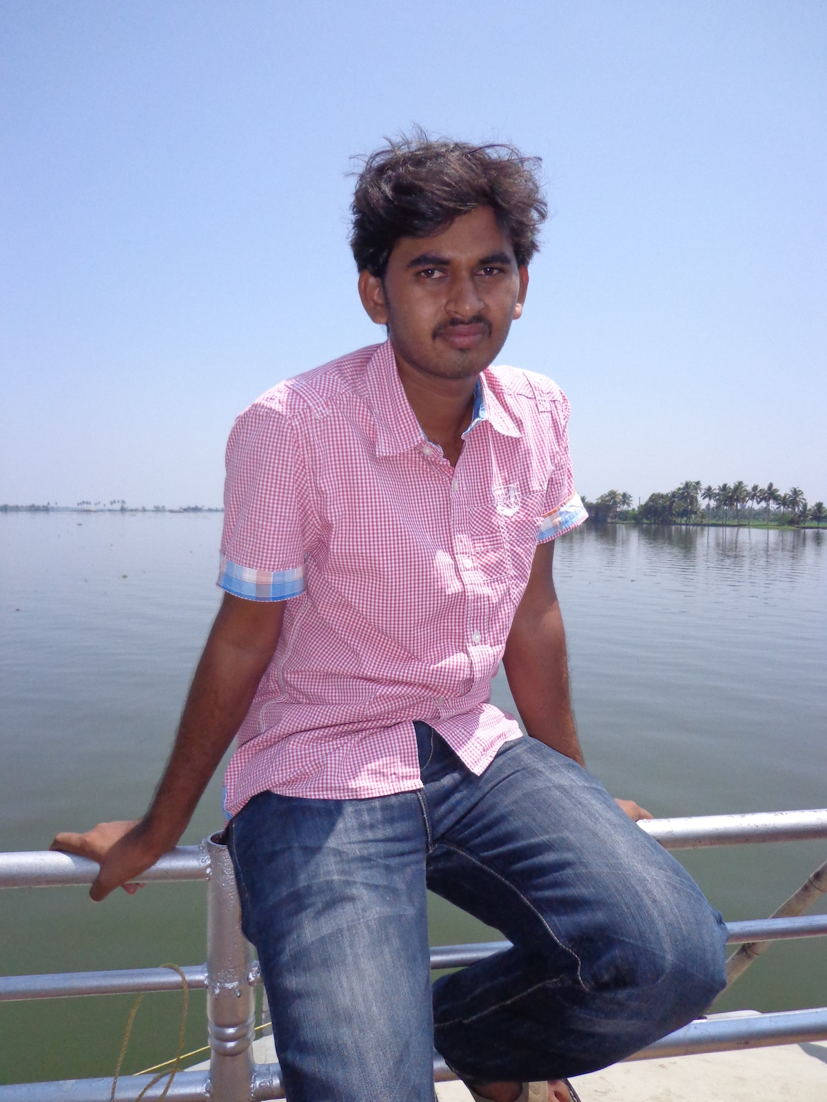 Sarath From Hyderabad, India