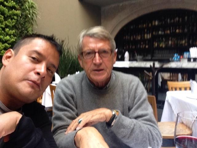 Gerd Benno  And  Omar. from San Miguel de Allende