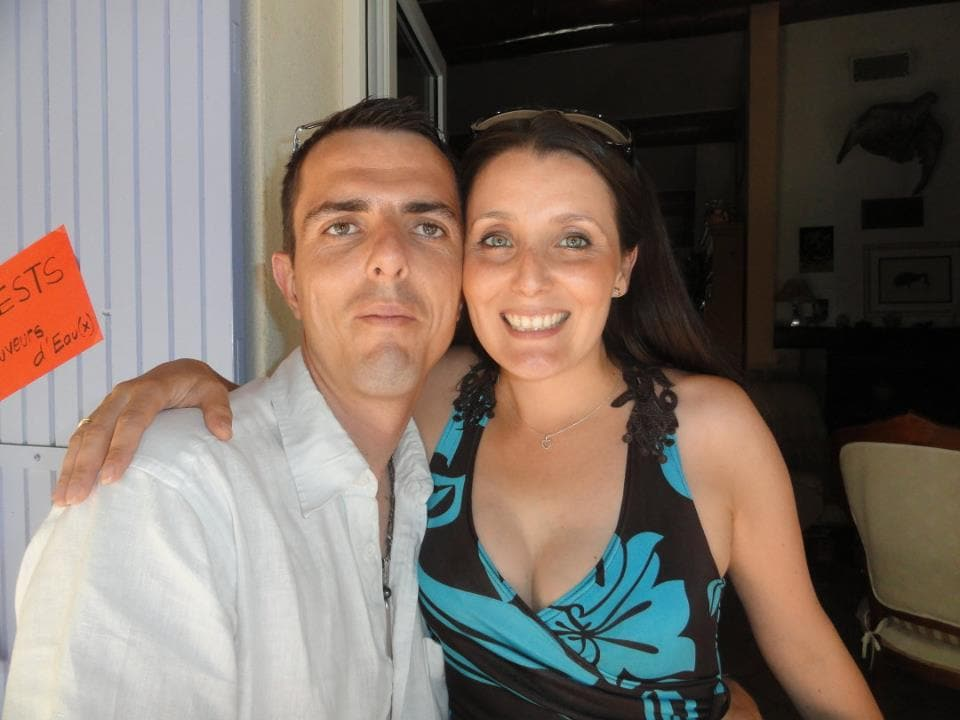 Yohan Et Christelle From Vic-la-Gardiole, France