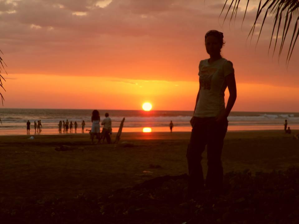Je partage mon temps entre le Costa Rica et le Qué