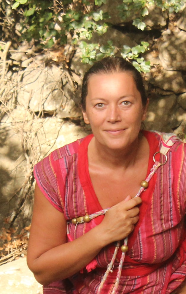 Pascaline From Rafina, Greece