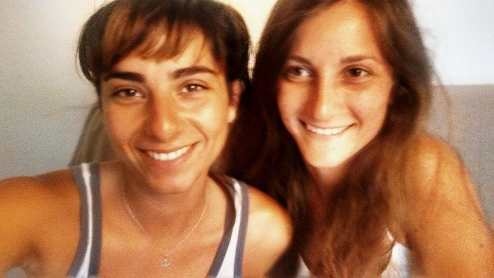 Sofia And Alexandra From Nea Smyrni, Greece