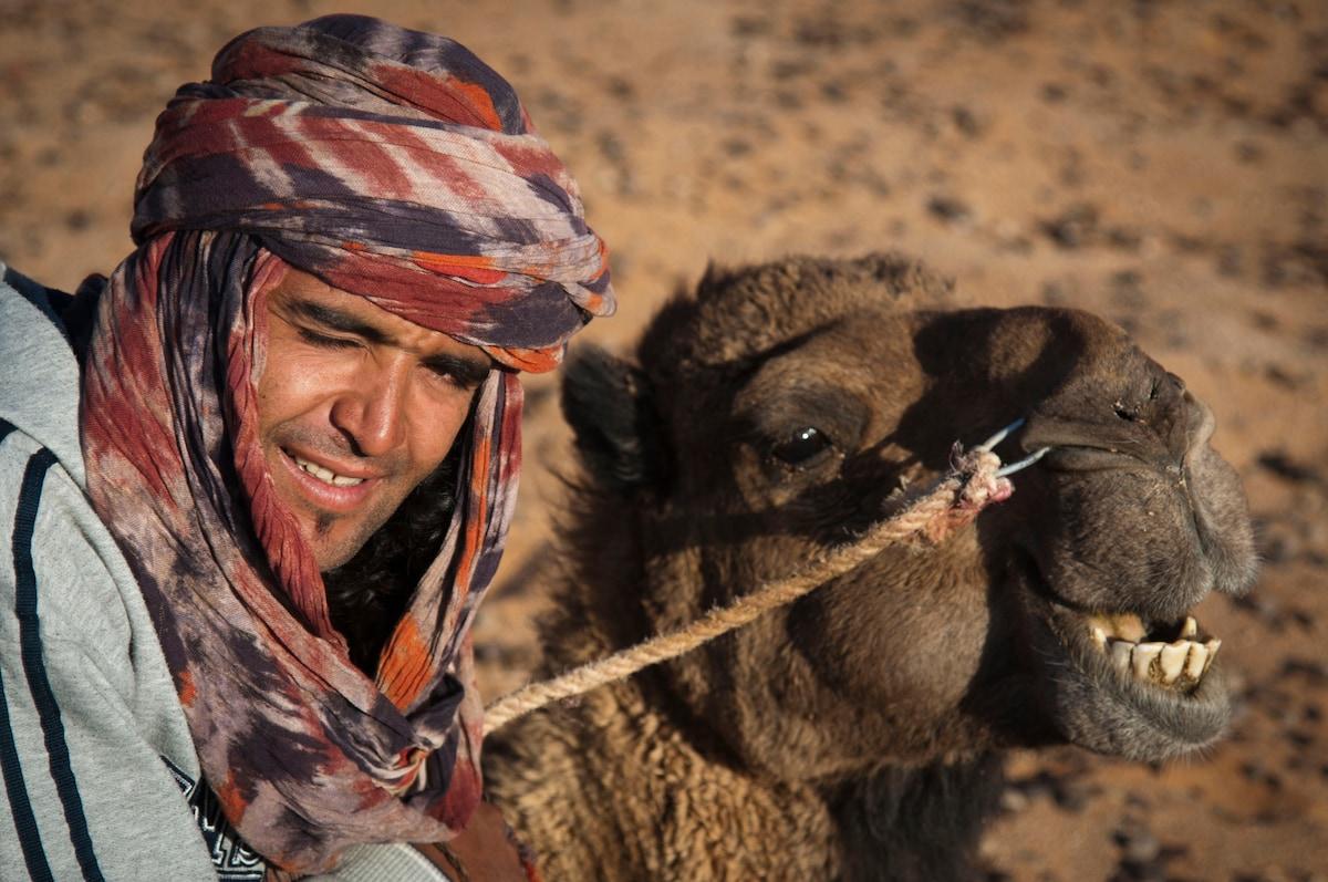 Je suis Brahim de Boumalne Dades, une petite ville