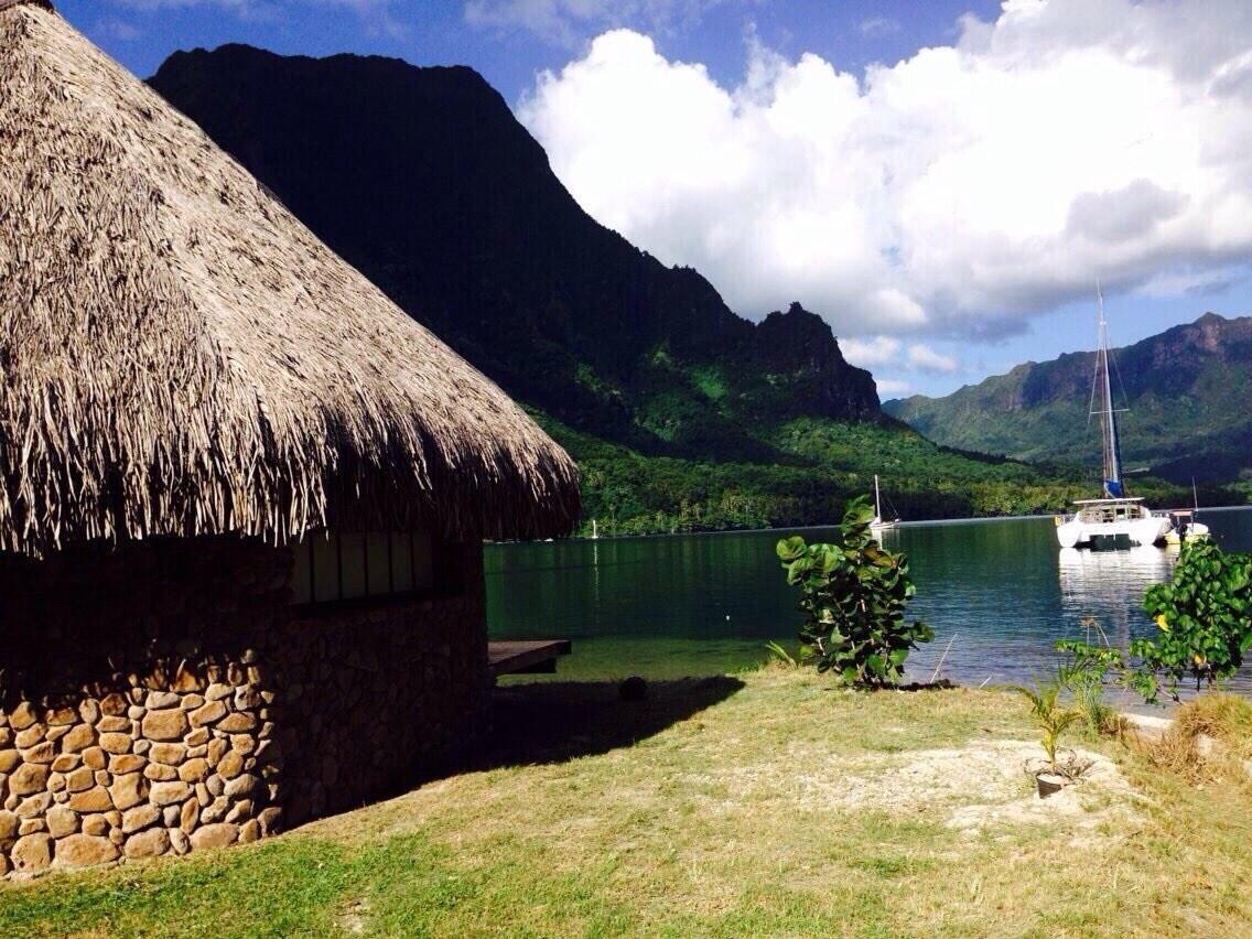 Moorea Villa Nonna From French Polynesia