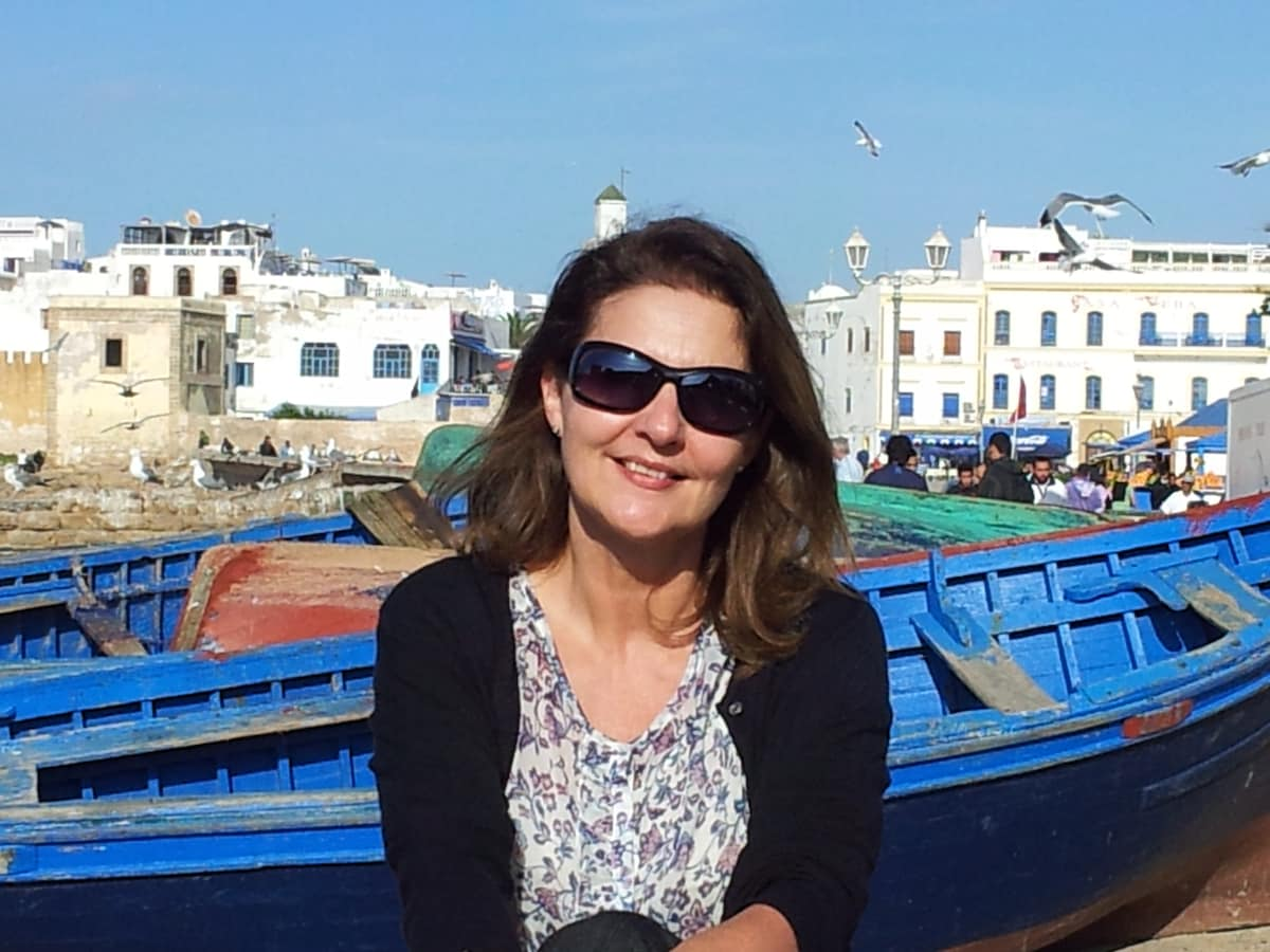 Sibylle from Marrakesh